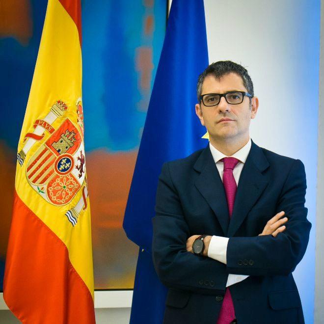 Félix Bolaños, actual secretario de Presidencia.