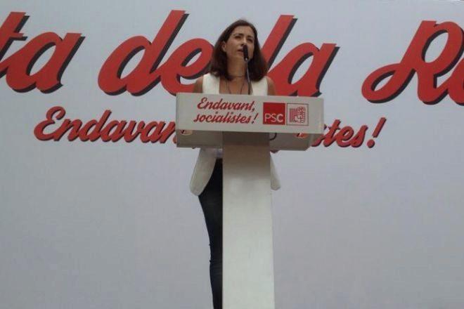 La nueva ministra de Transportes, Raquel Sánchez, en una imagen de archivo.
