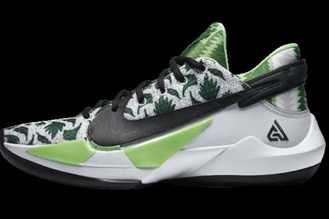Zapatillas de Antetekounm, modelo Nike Zoom Freak 2