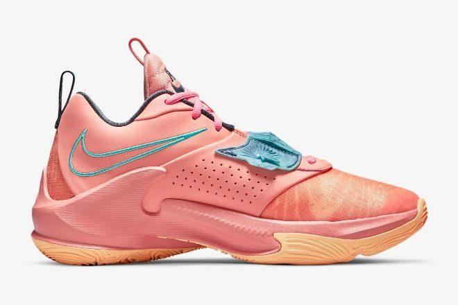 Modelo Zoom Freak 3. Están a la venta en la web de Nike por 124,99 euros.