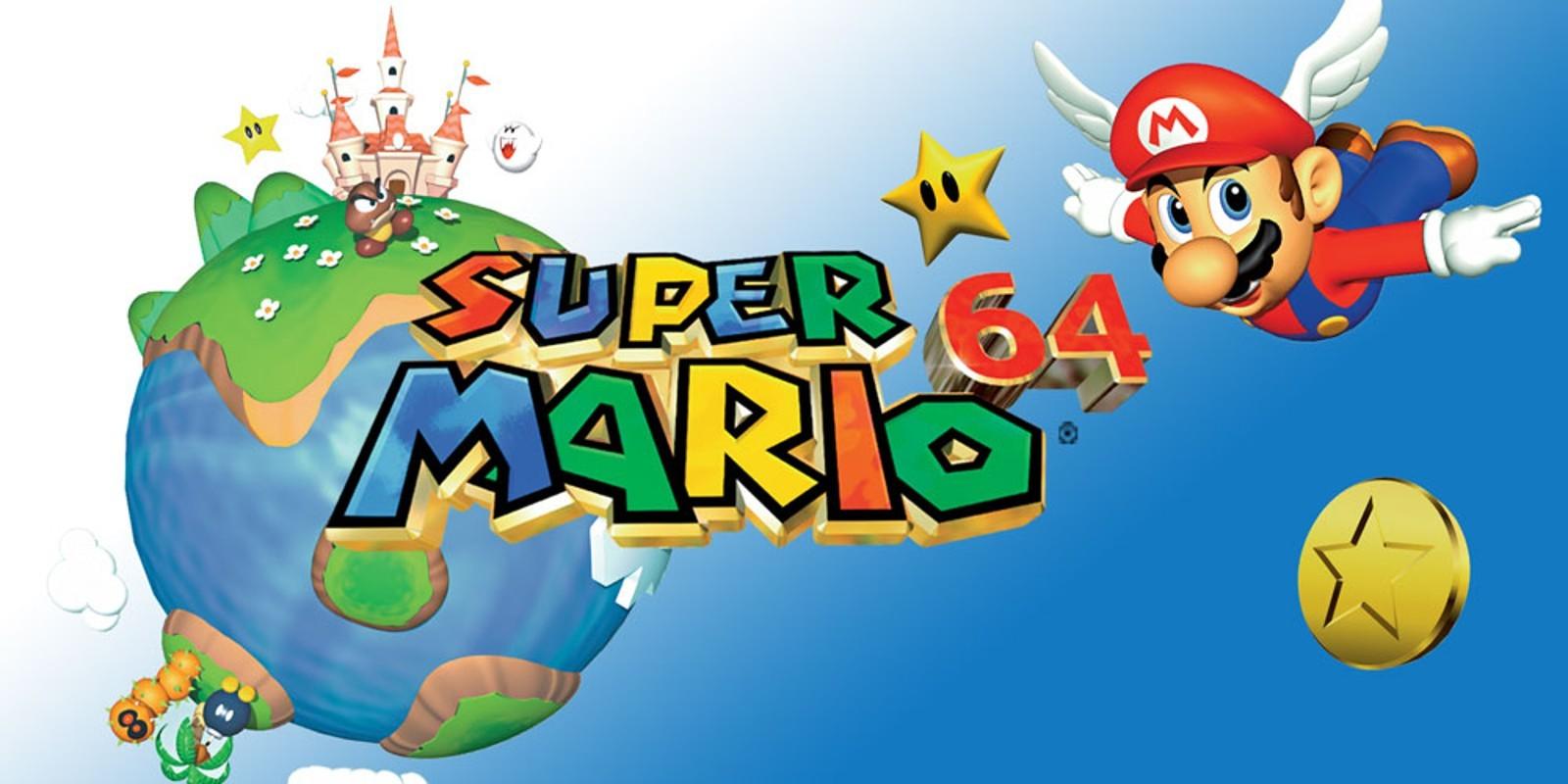 ¿Invertiría 1,3 millones de euros en una copia de Super Mario Bros 64?