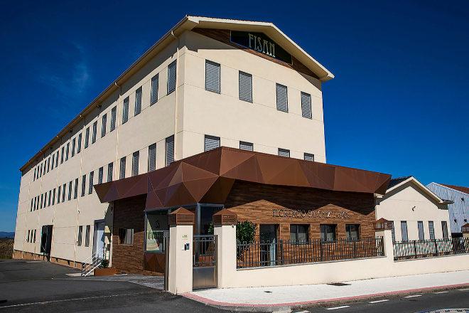 La moderna nueva planta ocupa 7.600 m2.
