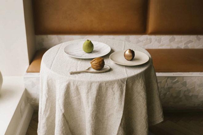 La especialidad de Cedric Grolet son los dulces que conservan la apariencia de la fruta que es su ingrediente principal.