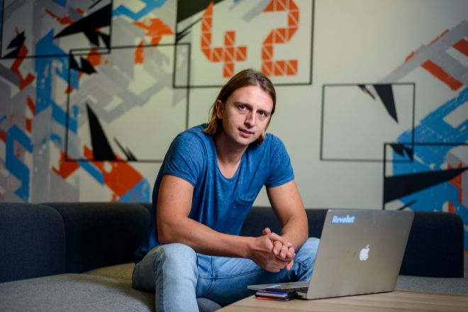 Nikolay Storonsky, consejero delegado de Revolut.