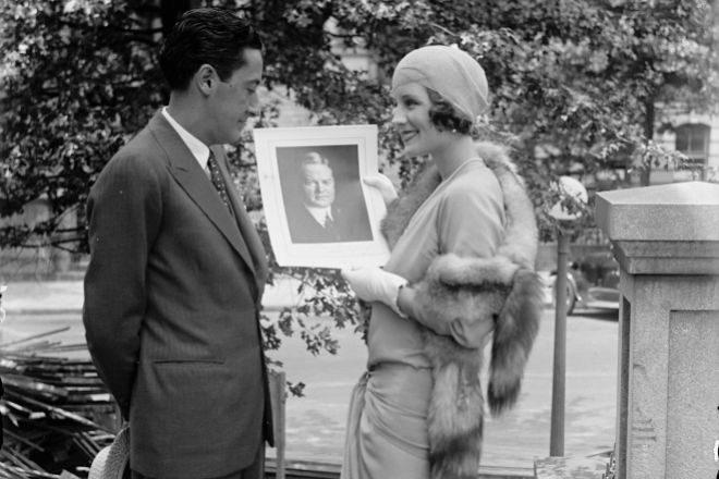 Irving Thalberg estaba casado con la actriz Norma Shearer.