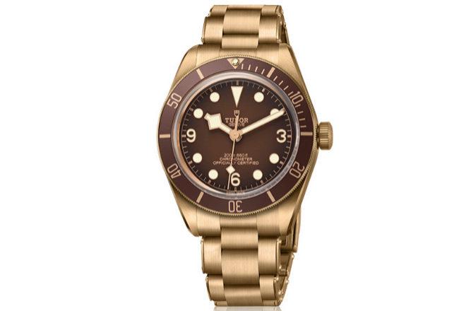 El reloj Black Bay FiftyEight Bronze de Tudor cuesta 4.270 euros.