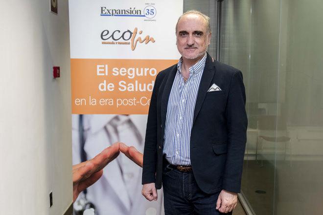 Salvador Molina, presidente del Foro ECOFIN.