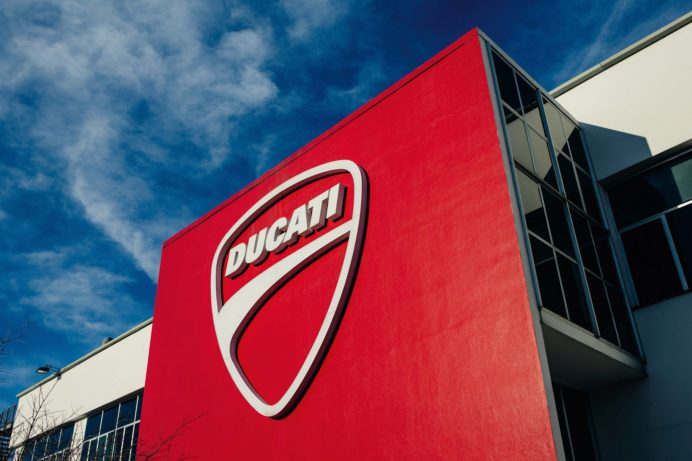 ¿Está Ducati ante el mejor año en ventas de su historia?