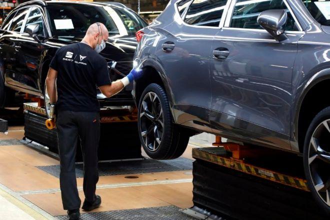 La iniciativa liderada por Seat (Volkswagen), única candidata al Perte del vehículo eléctrico