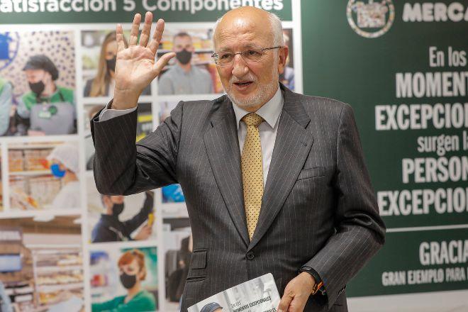 Juan Roig, presidente y máximo accionista de Mercadona.