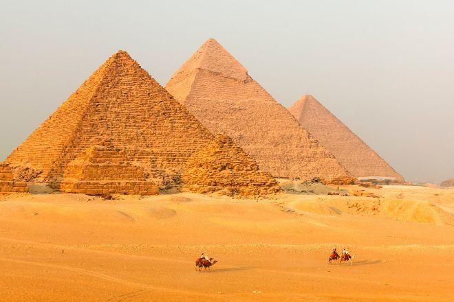 Meseta de Giza.
