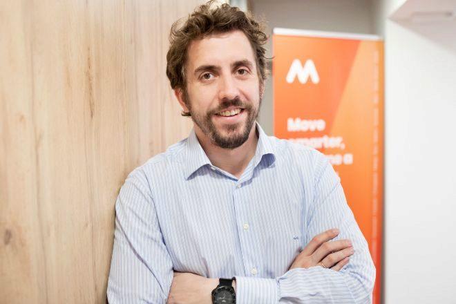 Guillermo Campoamor, CEO y fundador de Meep.
