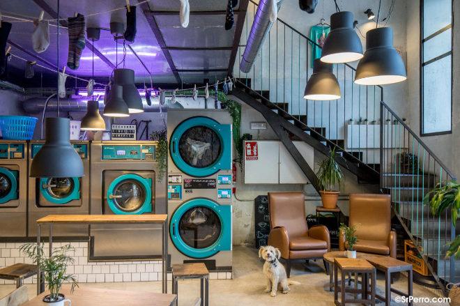 LaBar, Laundry Bar.