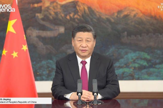 El presidente chino, Xi Jinping.