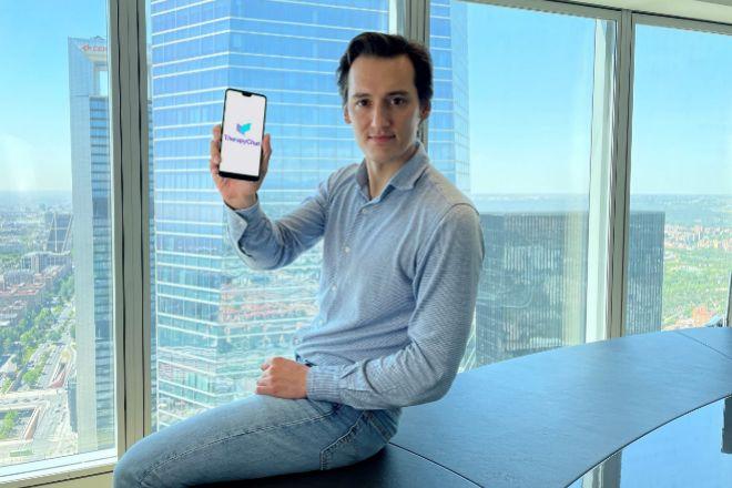 Alessandro de Sario, CEO y fundador de TherapyChat.
