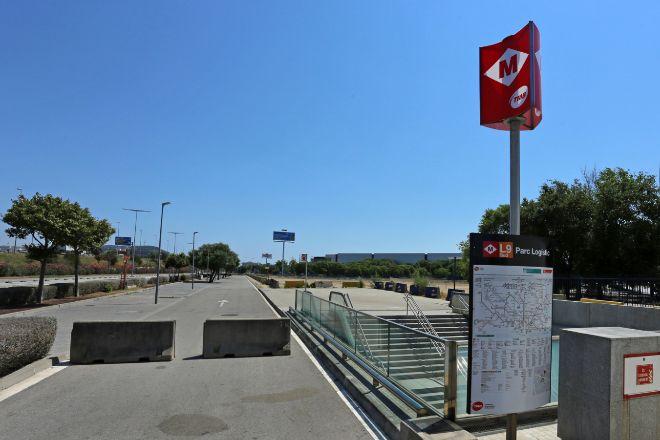 El centro de datos de Merlin se ubicará junto a la parada de Metro de Parc Logístic.