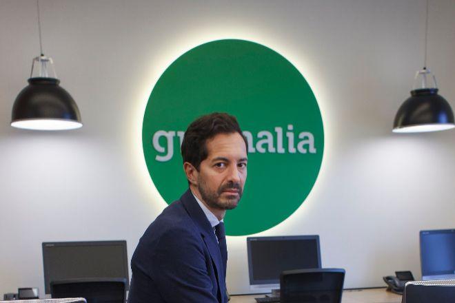 Manuel García, consejero delegado de Greenalia.