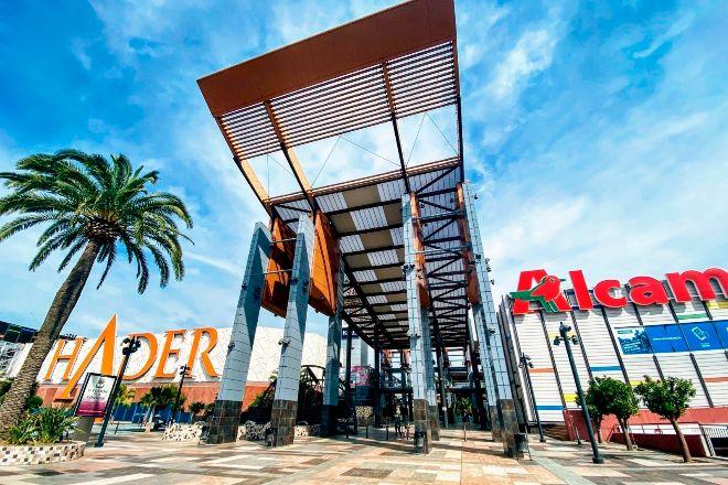 Centro comercial Thader, uno de los activos de Silicius.