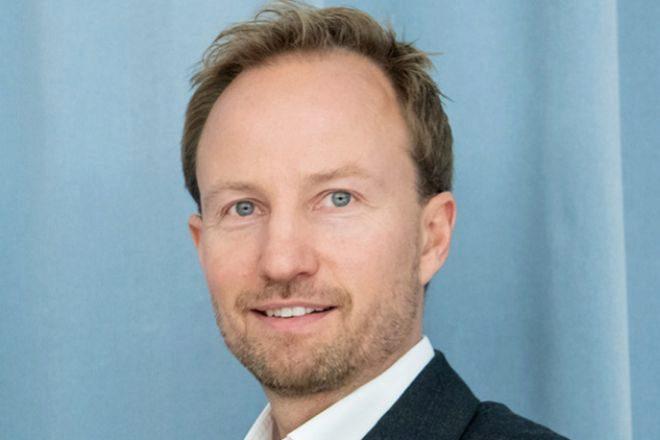 Christian Sinding, consejero delegado de EQT