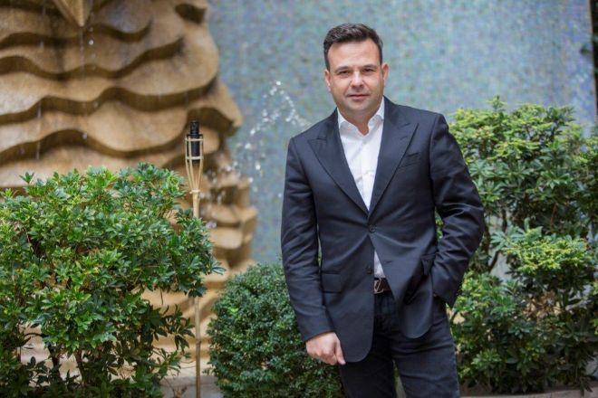 El empresario José Elías.