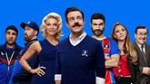 """Jason Sudeikis encabeza el reparto de """"Ted Lasso"""", la serie de más..."""