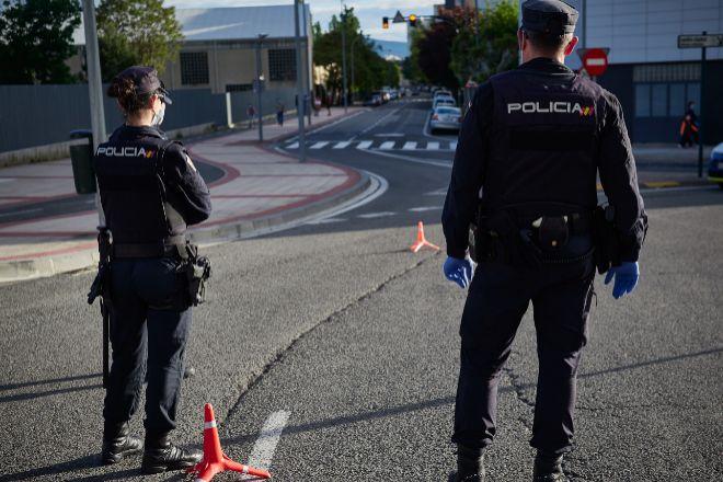 Un juzgado de Pontevedra anula una multa impuesta por saltarse el confinamiento