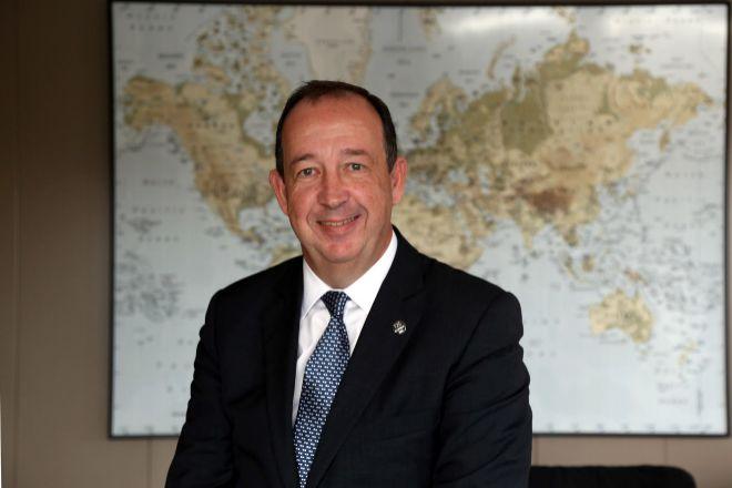 Jorge Miarnau, presidente de Comsa.