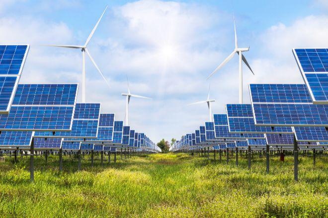 La revolución de energía limpia está arrasando en los mercados