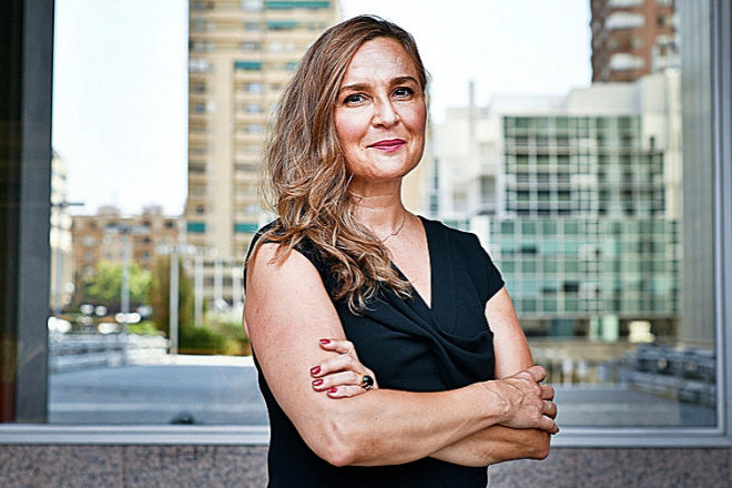 Mariola Lobato, socia ejecutiva de Gartner.