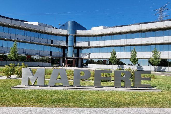 Sede de la aseguradora Mapfre.
