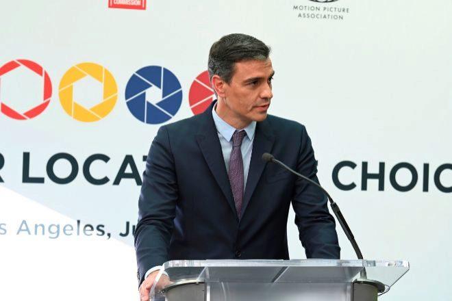 El presidente del Gobierno Pedro Sánchez.