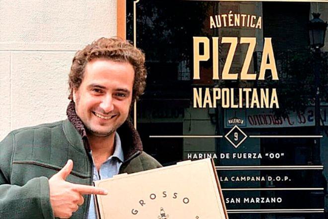 Hugo Rodríguez de Prada, socio de Grosso Napoletano y Betta Ventures.