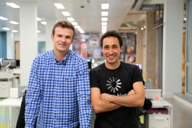 Jon Uriarte y Ander Michelena, fundadores de All Iron.