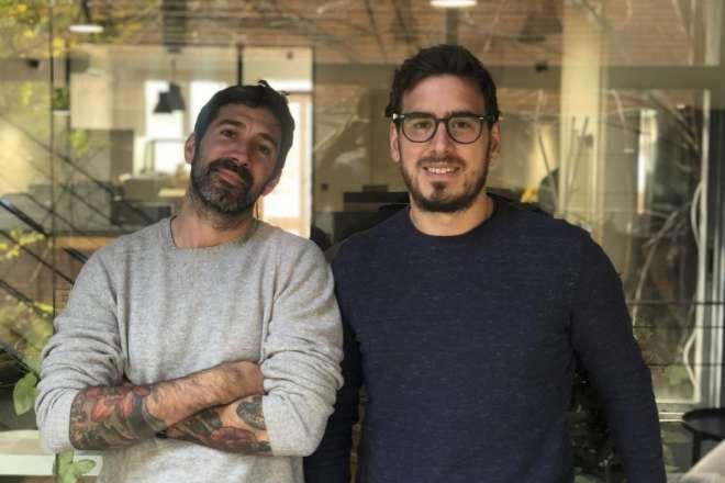 Nicolás Manrique y Nicolás Araujo de Psquared