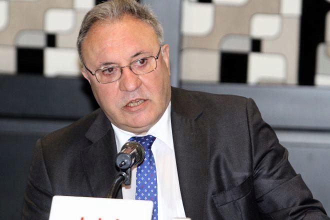 José Antonio Jainaga, presidente y propietario de Sidenor.