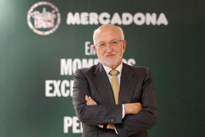 Juan Roig, presidente de Mercadona.