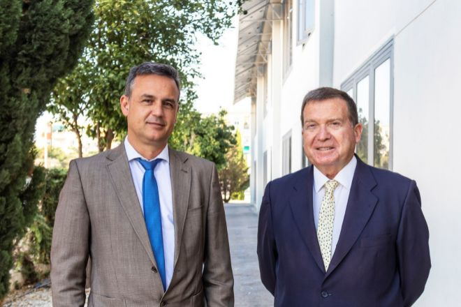 Francisco Querol y Alvaro Marchesi.