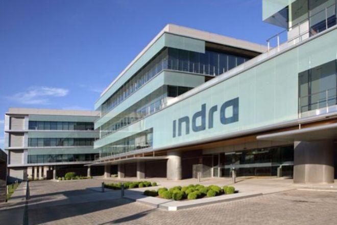 Sede de Indra en Alcobendas (Madrid).