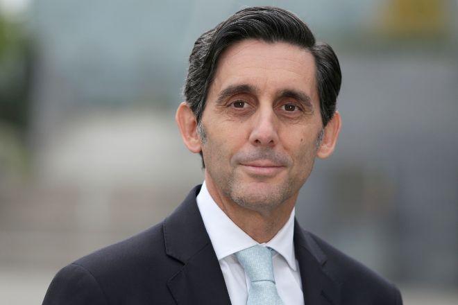 José María Álvarez Pallete, presidente de Telefónica.