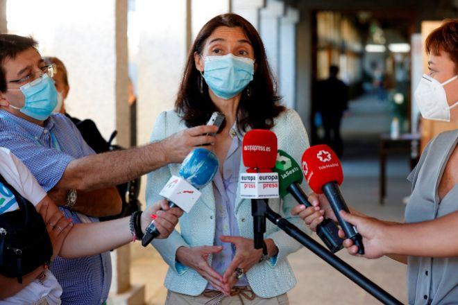 "Pilar Llop pide al PP que deje de ""bloquear"" la renovación del Consejo General del Poder Judicial"