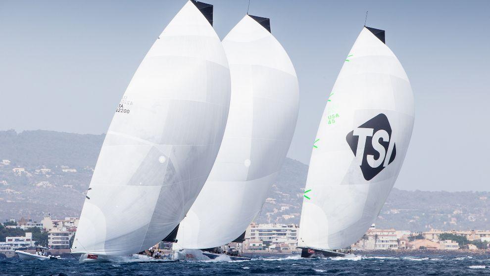 Los 'extremos' de la 39ª Copa del Rey Mapfre en nueve clases de barcos
