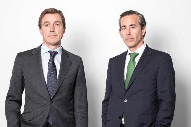 Fernando Bernad y Álvaro Guzmán.