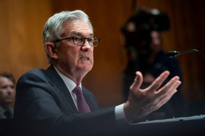 Jerome Powell es el presidente de la Fed.