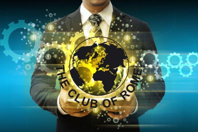 El Club de Roma promueve investigaciones sobre problemas contemporáneos.