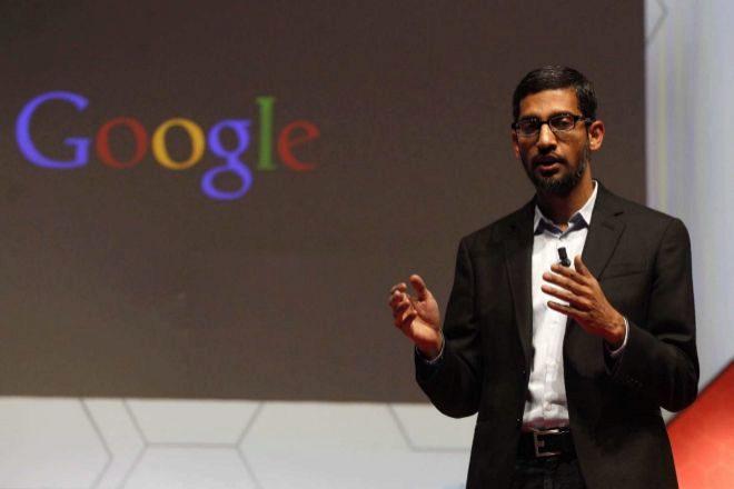 Sundar Pichai tomó las riendas de Google a finales de 2019.