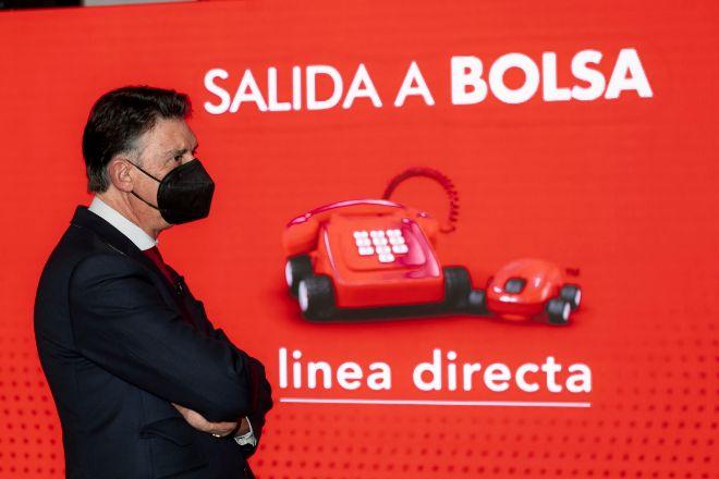 Línea Directa: cuatro meses en Bolsa con alzas de más del 30%