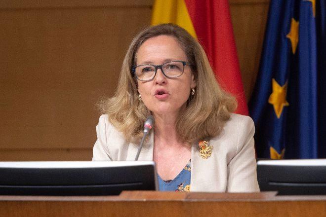 Nadia Calviño, vicepresidenta primera y Ministra de Asuntos Económicos.