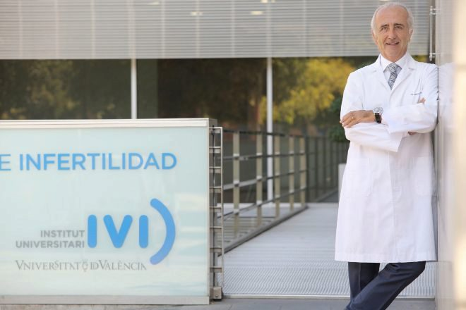 Antonio Pellicer, fundador y accionista del IVI RMA.