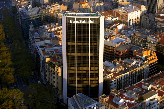 Sede de Sabadell en Barcelona.