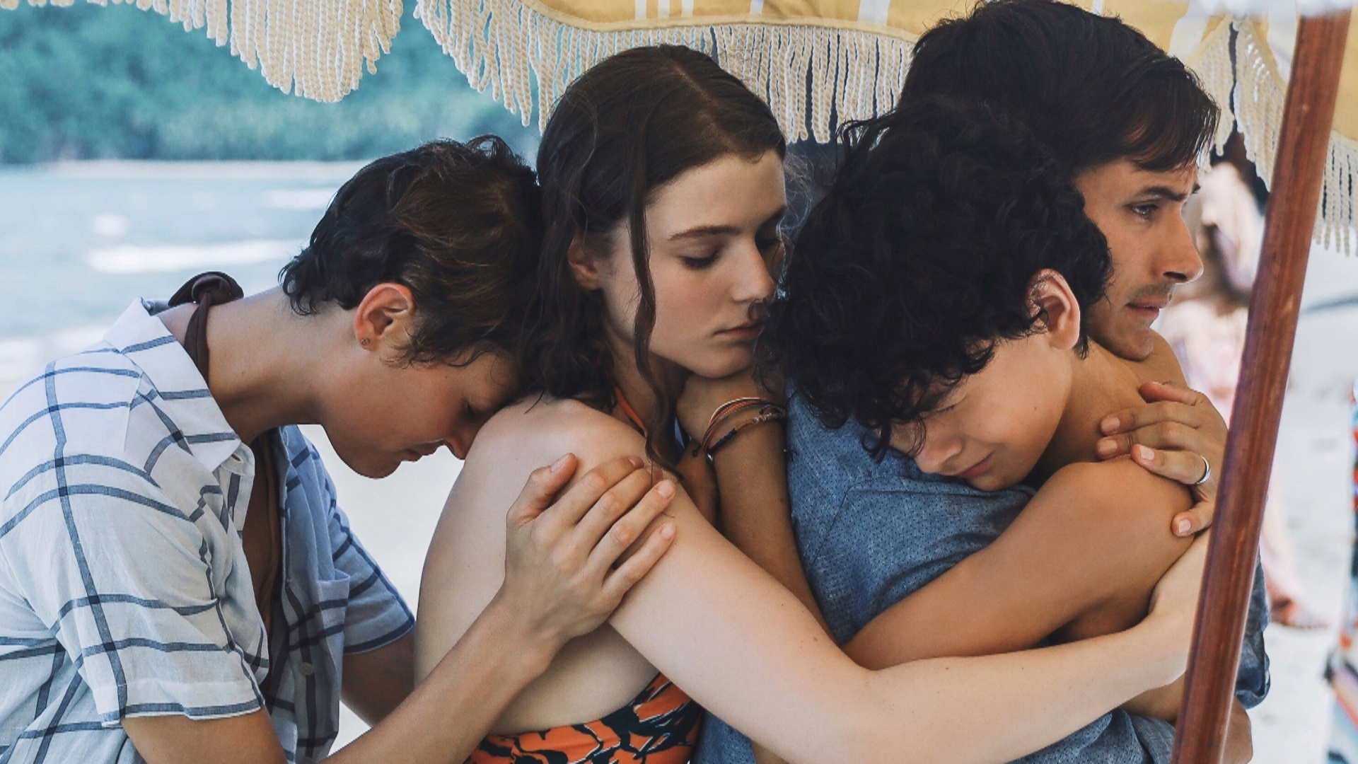 10 cosas que no sabías de 'Tiempo', la nueva película de Shyamalan que arrasa en EEUU